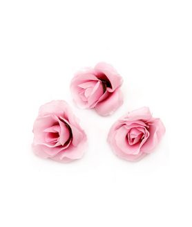 Рози за декорация с пънче /за монтиране/ 40 mm