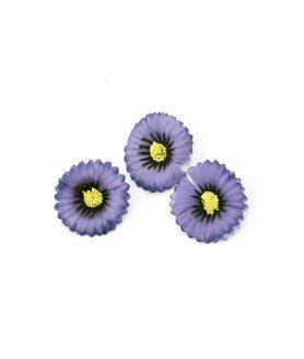Цветя за декорация с пънче /за монтиране/ 35 mm