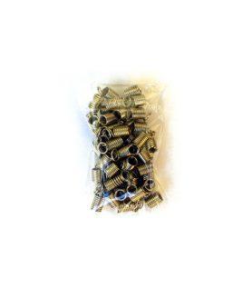 Метален накрайник за бижута 5 х 7 х 3.6 mm