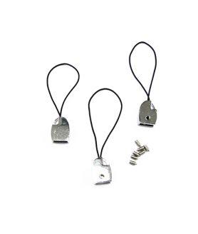 Закопчалка за висулка - телефон / GSM 10 mm
