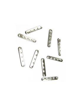 Метален разделител за бижута 17 х 3 mm