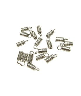 Метален накрайник за бижута 3.5 x 9 mm