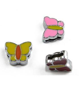 Пеперуда метален елемент за пронизване 11 mm АСОРТЕ