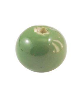 Порцеланови  мъниста 13 x 11.5  mm