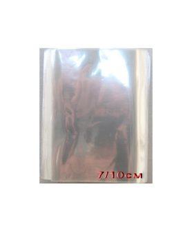 Пликче от целофан  7/10 cm
