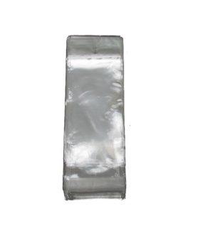 Щендерно пликче от целофан със залепване 6/11+3 cm