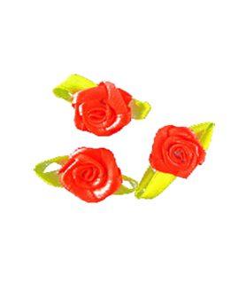 Роза за декорация 12 x 30 mm