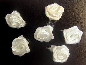 Роза за декорация 15 mm