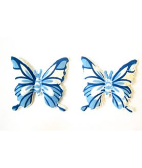 Пеперуда за декорация 40 mm