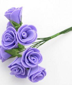 Букет гумени рози 25 x 80 mm