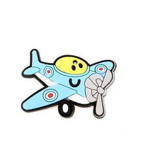 Самолет гумена фигура за декорация 35 x 50 x 3 mm