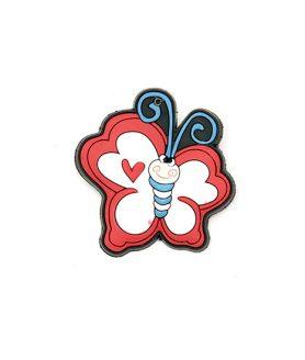 Пеперуда гумена фигура за декорация 50 x 50 x 3 mm
