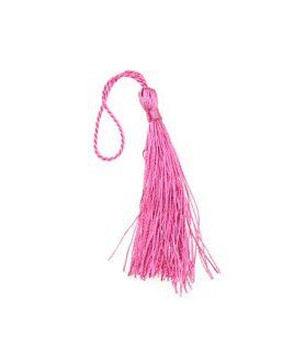 Текстилен пискюл за декорация 135 mm