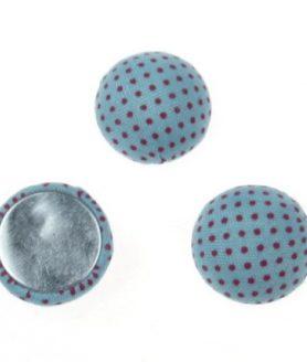 Мъниста тип кабошон за лепене  18 x 8 mm