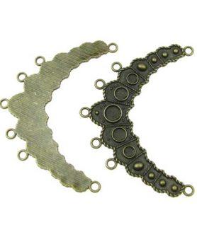 Метален свързващ елемент 50x64.5x3 mm