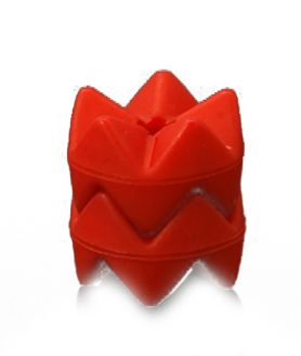 Пластмасови мъниста 7.5x4 mm