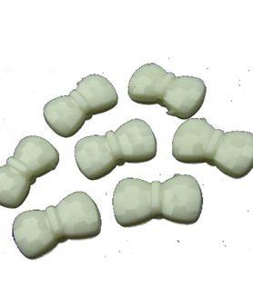 Пластмасови мъниста панделка 16х9х5 mm